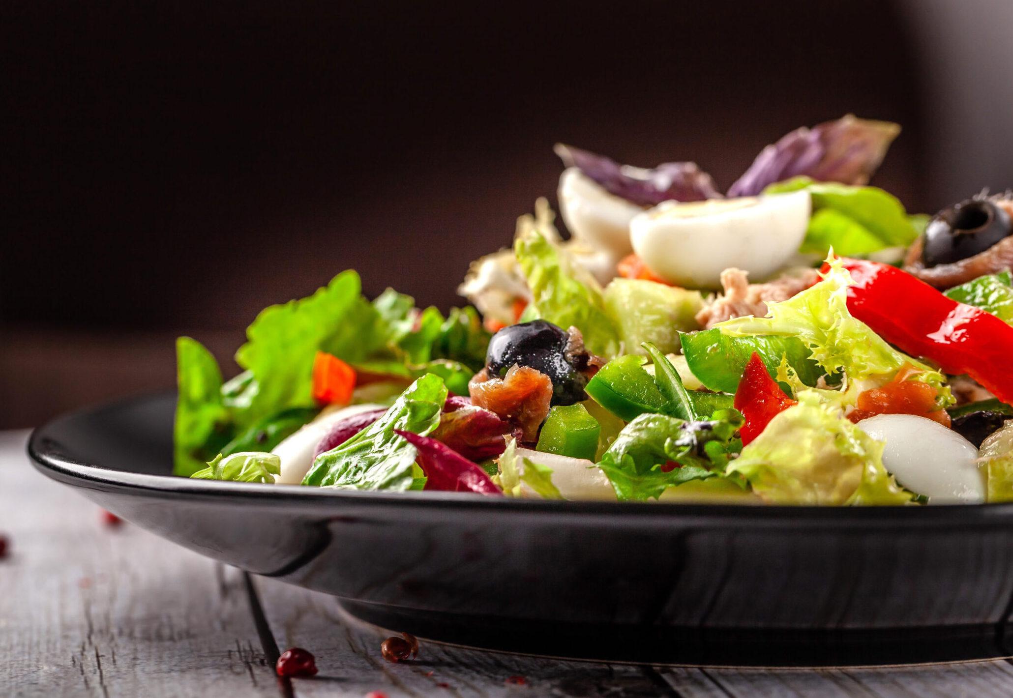 Salat Menu